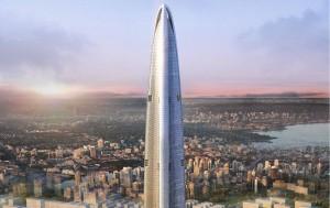 I grattacieli più alti: i colossi di domani