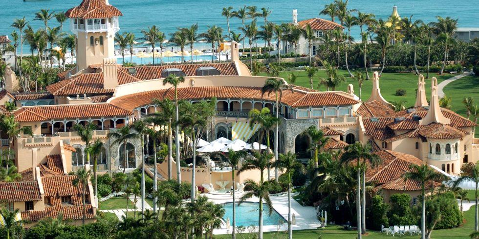 """Mar-a-Lago, la """"Casa Bianca invernale"""""""