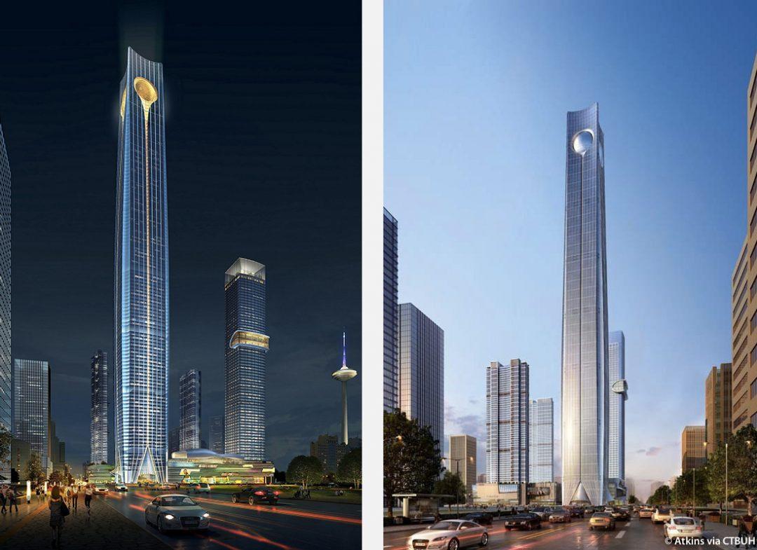 Global Financial Center, Tower 1, Shenyang, Cina