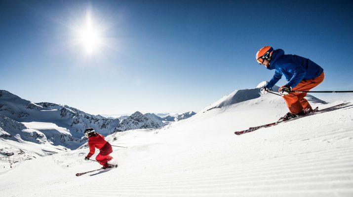 Foto Ghiacciaio dello Stubai: neve garantita, eventi e novità