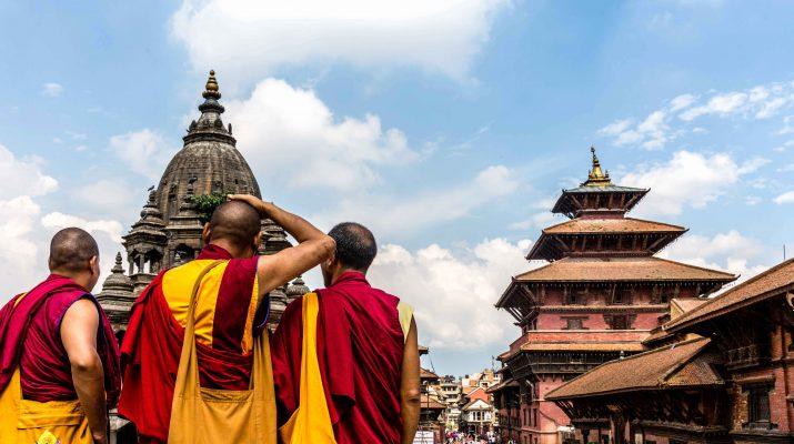 Foto Ritorno in Nepal: templi, monasteri, città reali