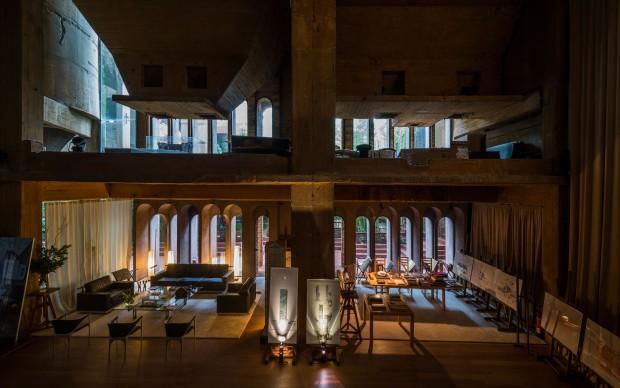 Foto La Fábrica, atelier e casa di Riccardo Bofill