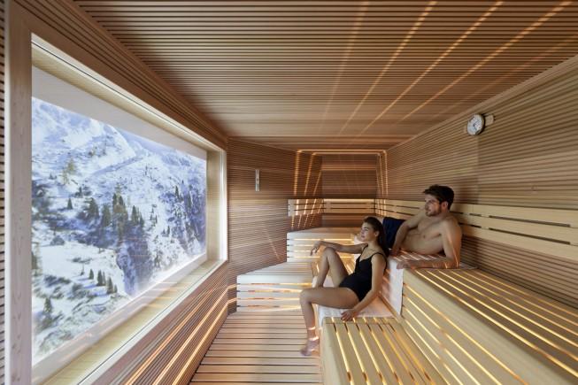 Nuova oasi di benessere firmata QcTerme in Val di Fassa. Da provare a San  Valentino