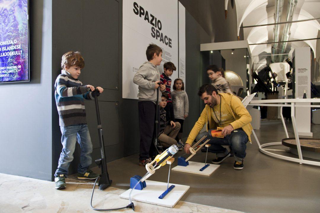 Weekend marziani al Museo della Scienza e della Tecnologia di Milano