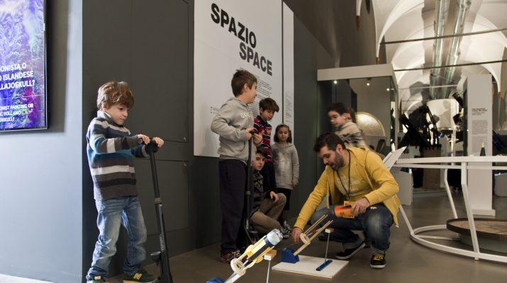 Foto Weekend marziani al Museo della Scienza e della Tecnologia di Milano