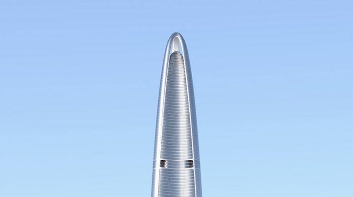 Foto I grattacieli più alti: i colossi di domani