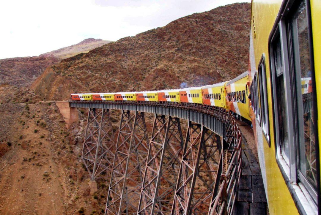 El Tren de las Nubes (Argentina e Cile)