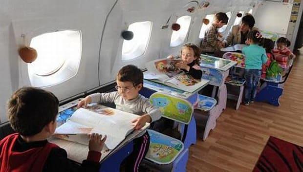 Gli aerei più pazzi del mondo