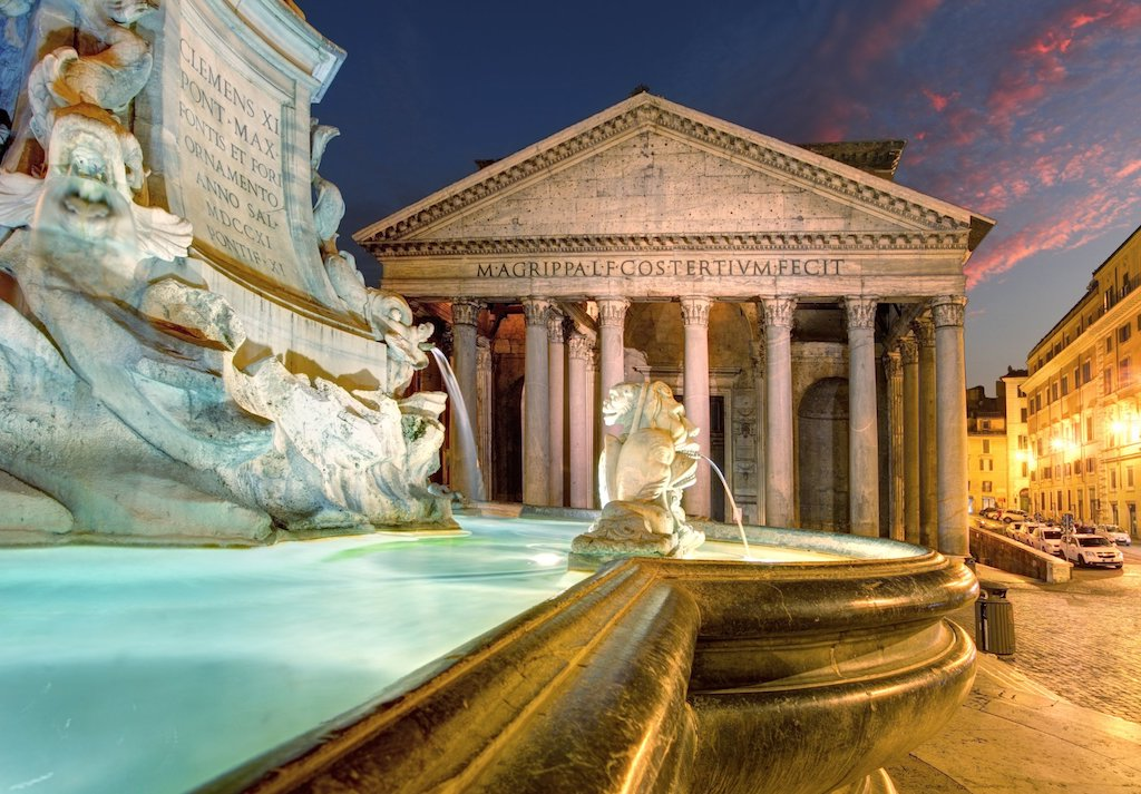 Top 10 Italia: ROMA
