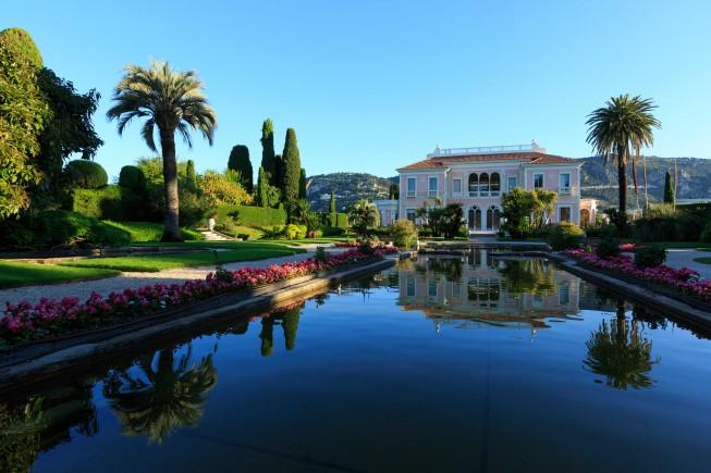 Saint-Jean-Cap-Ferrat, Jardin Villa Ephrussi de Rothschild - CMOIRENC