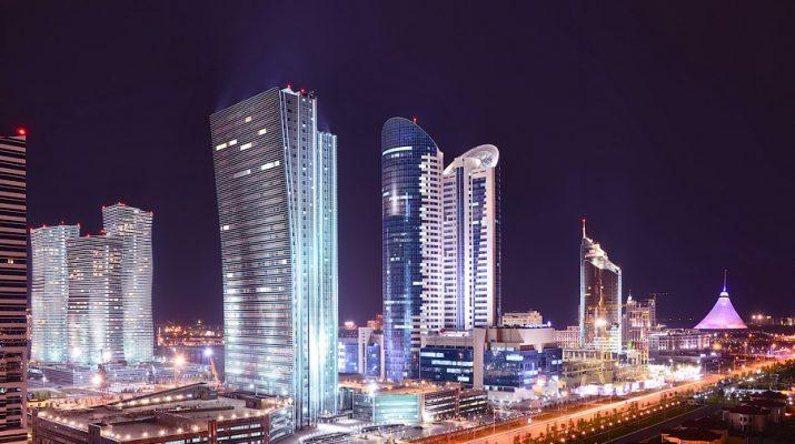 Foto Astana, Kazakistan: la città e il Paese dell'Expo 2017