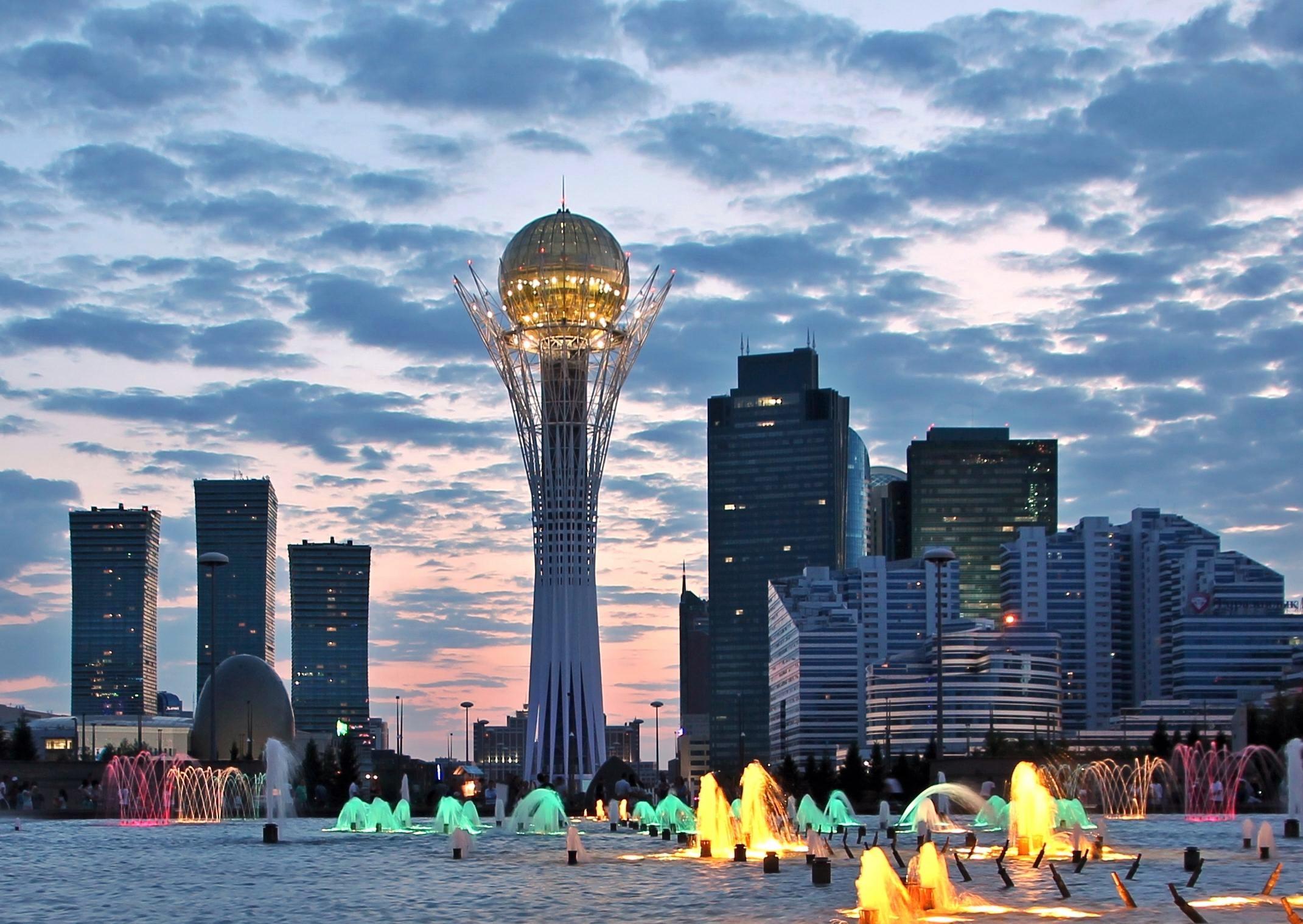 Astana 2017: alla scoperta dell'Expo. E del Kazakistan