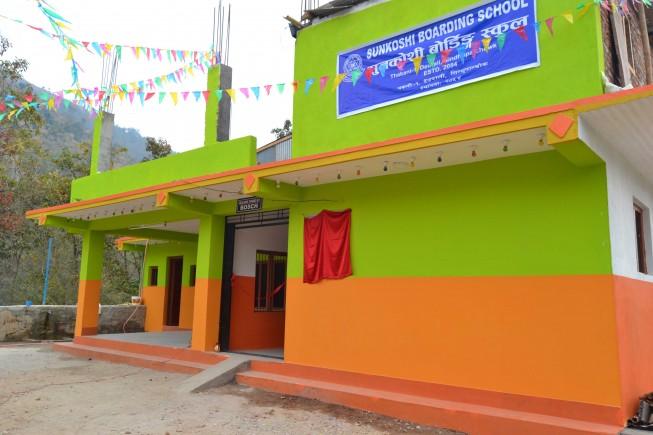 nepal-scuola