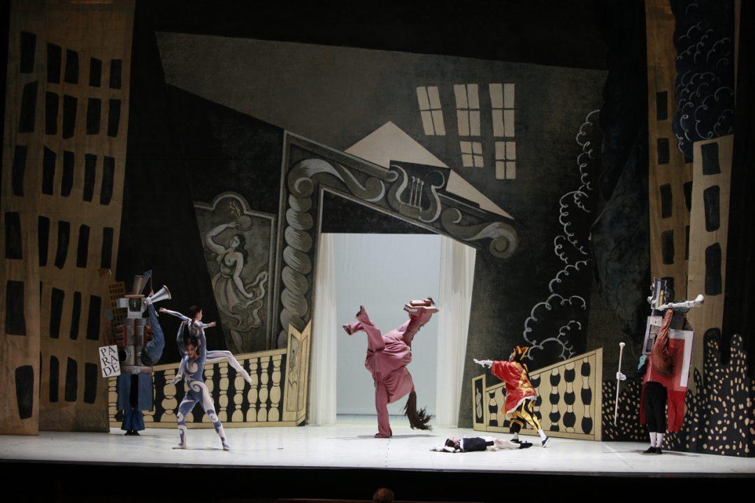 Picasso Parade: la grande mostra a Napoli