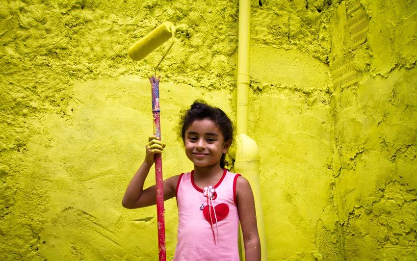 Magia e poesia: la street art nelle favelas