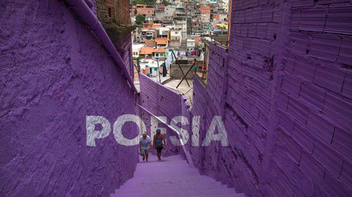 Foto Magia e poesia: la street art nelle favelas