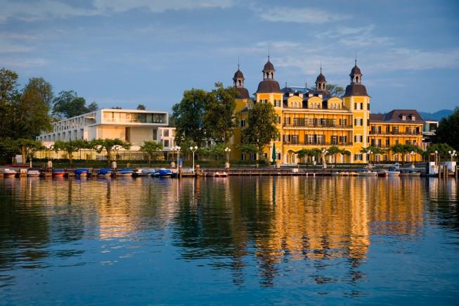Il Falkensteiner Schlosshotel Velden partecipa al See Ess Spiele, il festival del gusto in Carinzia