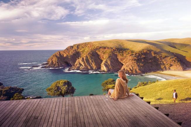 Panorama su Kangaroo Island (Foto: SA Tourism Commission - Paul Torcello)