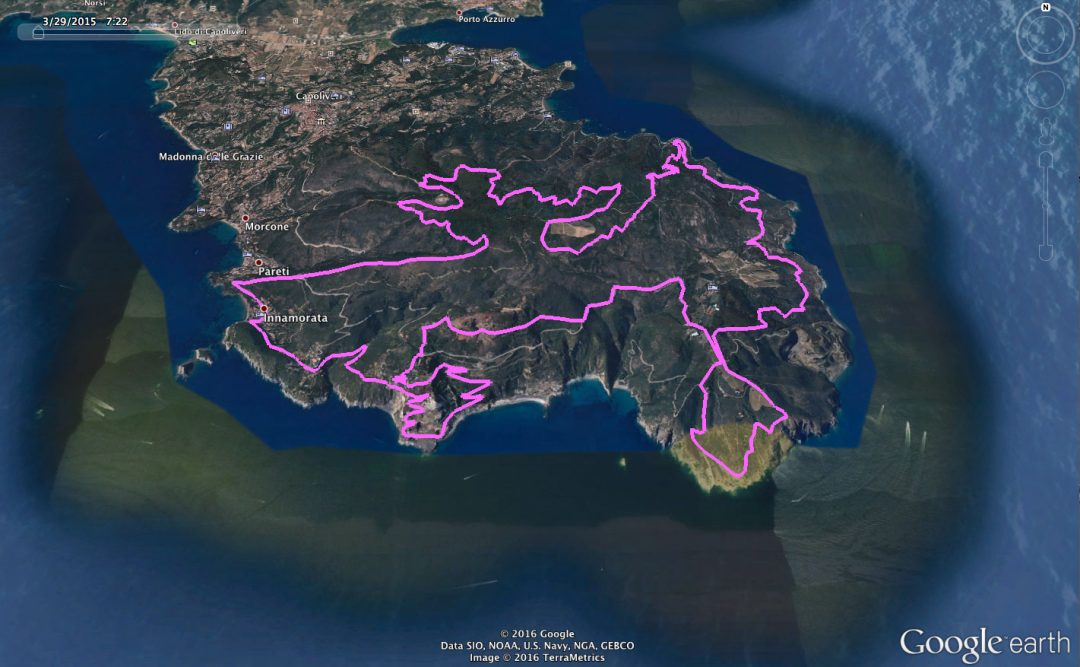 Dove Academy: all'Elba in mountain bike