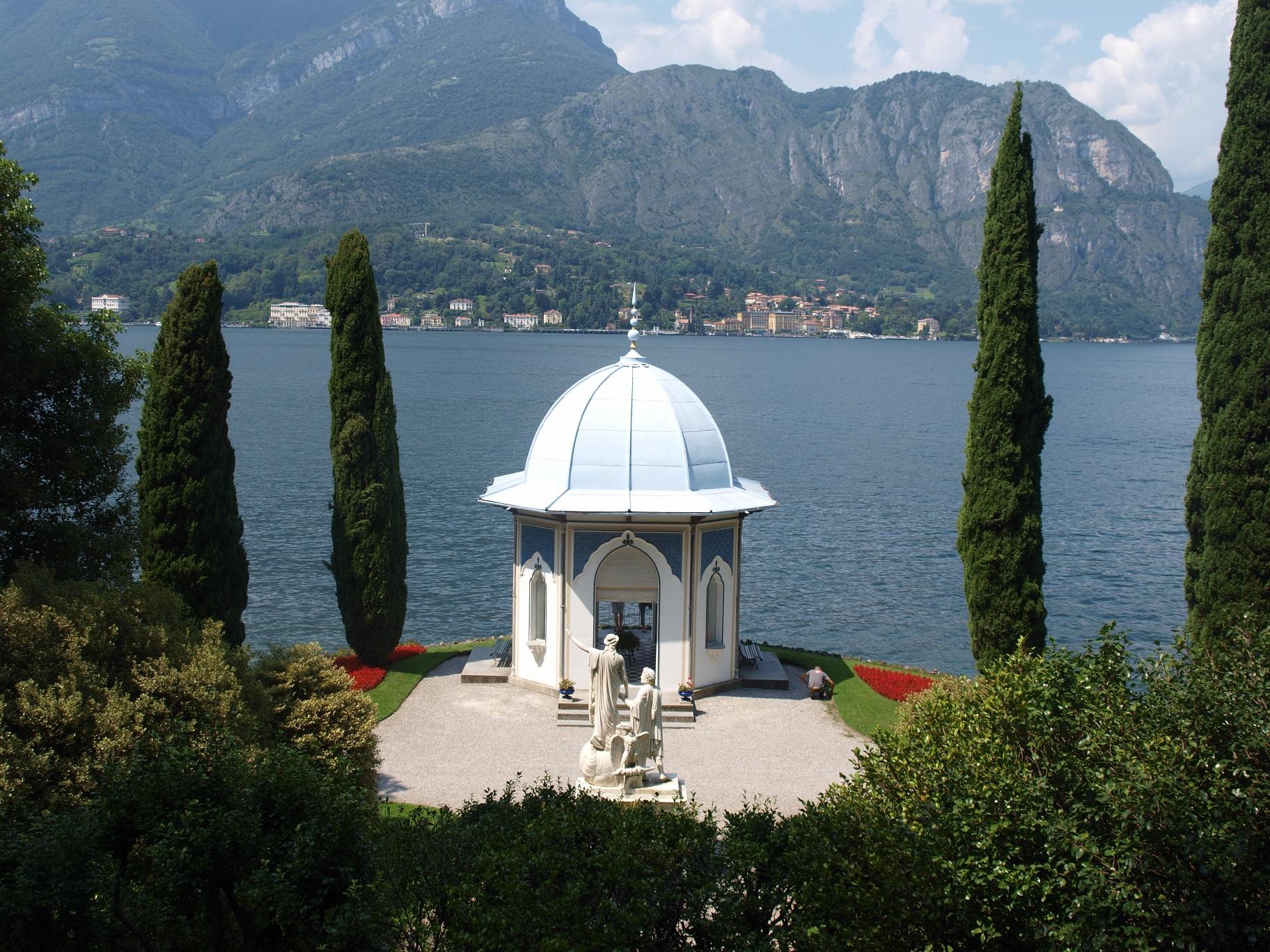 Lago di Como: tra borghi, ville e giardini