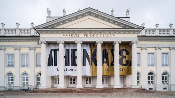Foto Documenta ad Atene