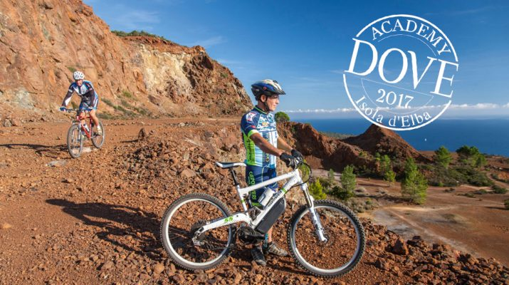 Foto Dove Academy: all'Elba in mountain bike