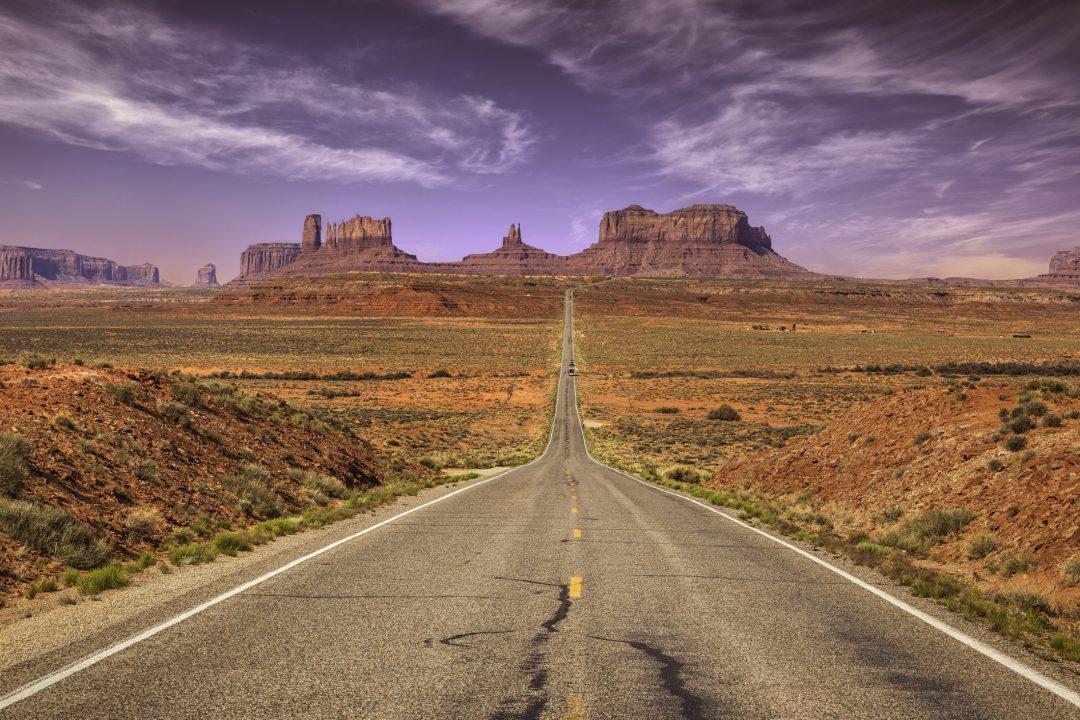 I 25 viaggi on the road più spettacolari, dagli Usa all'Italia