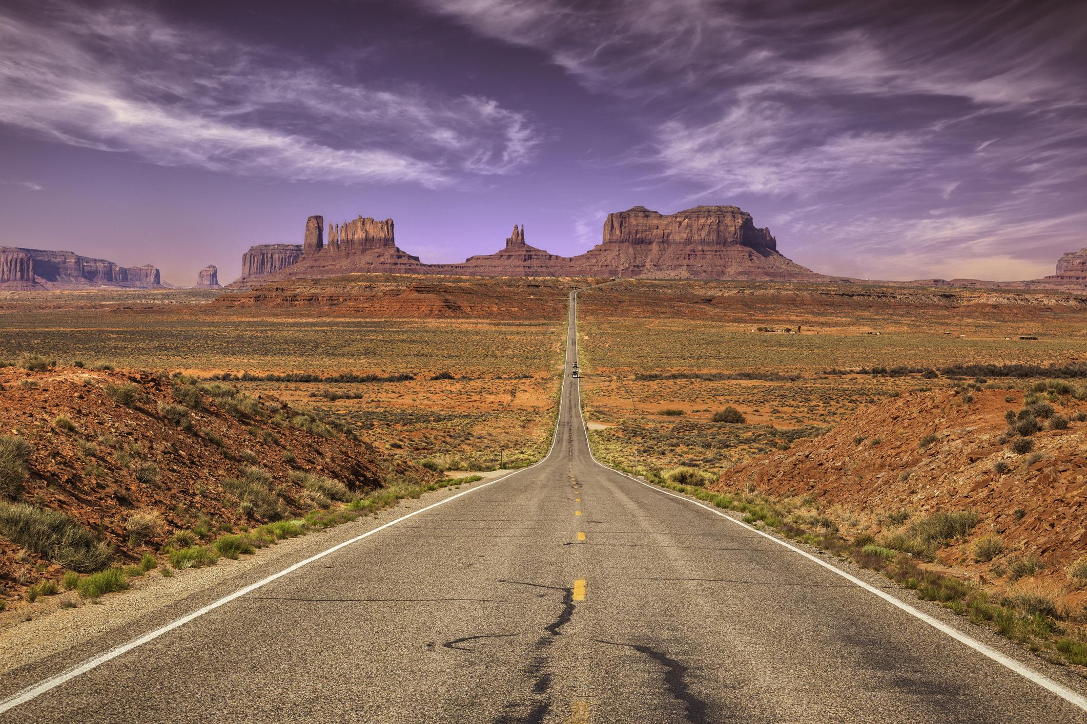 le 25 strade panoramiche più belle al mondo