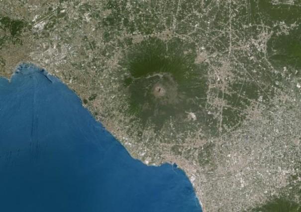 L'Italia vista dall'alto