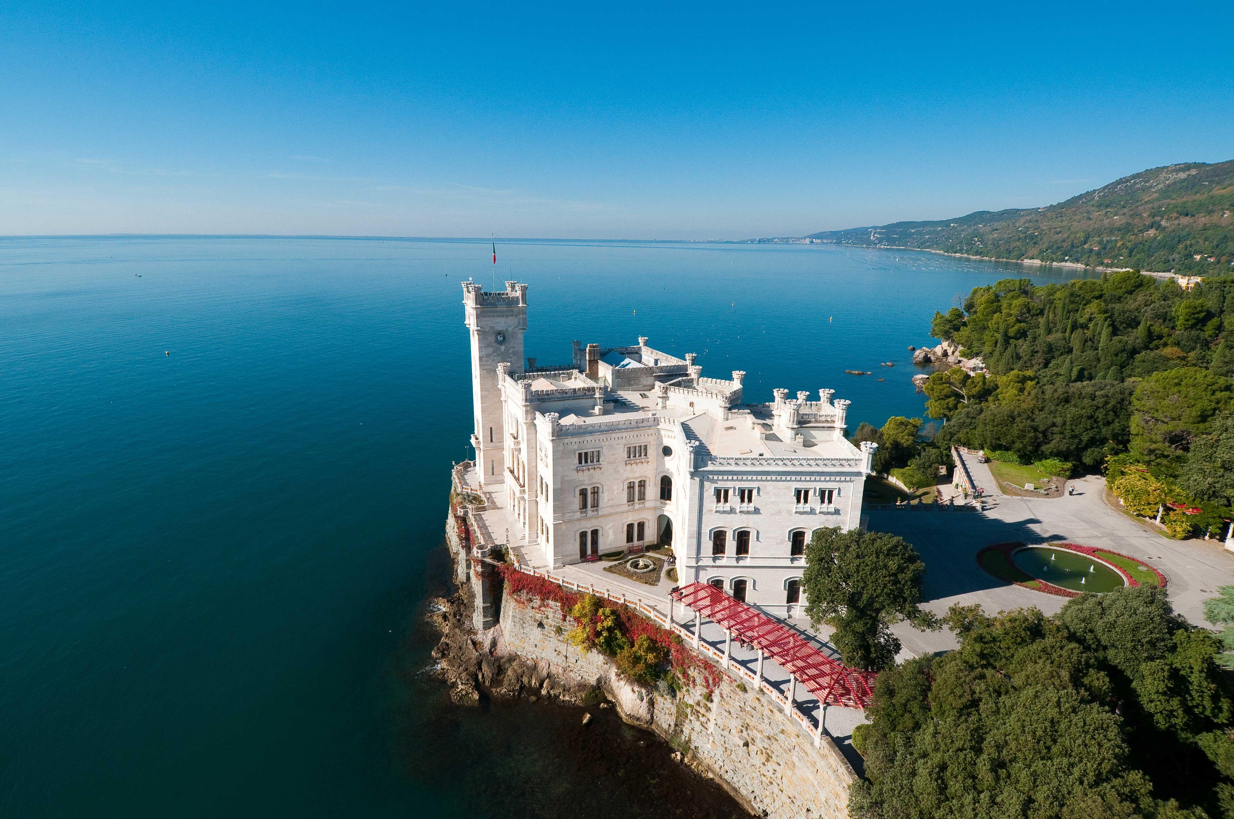 In Friuli Venezia Giulia, tra dimore storiche e castelli