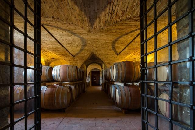 A Ipplis, Rocca Bernarda,dove, la famiglia Perusini,a fine Ottocento, introdusse il Picolit.