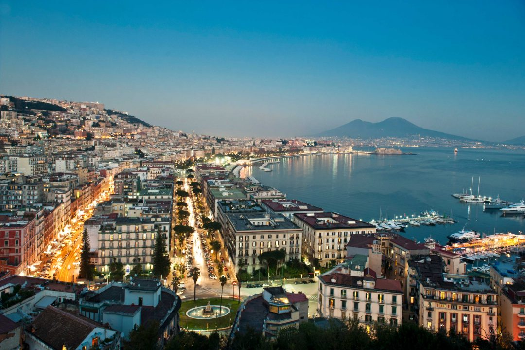 DOVE Travel Issue: Napoli, appunti per un weekend