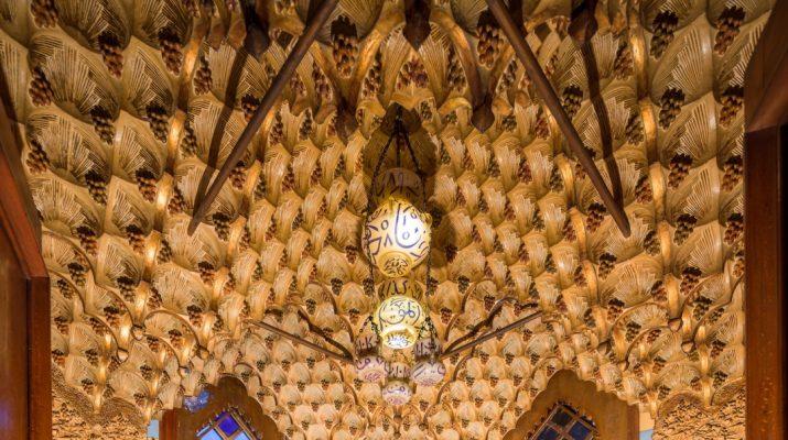 """Foto """"Casa Vicens"""" di Gaudí apre al pubblico"""