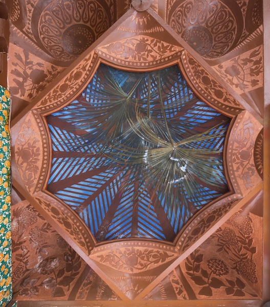 """""""Casa Vicens"""" di Gaudí apre al pubblico"""