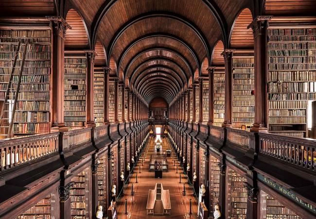 Le biblioteche più belle deuropa