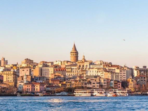 22° POSTO – ISTANBUL, TURCHIA Edifici: 3.198 Superficie: 1.991 chilometri quadrati