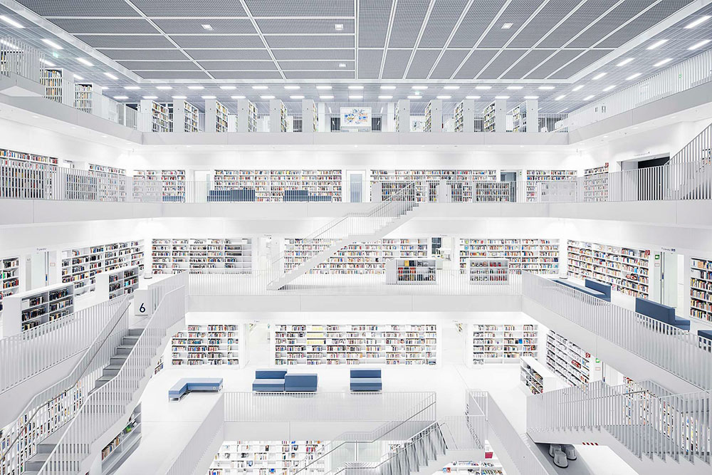 Le biblioteche più belle