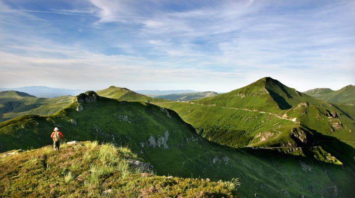 Foto Francia segreta: in Alvernia, vulcani e sport outdoor