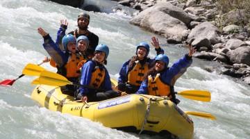 Dida 3 – rafting in Val di Sole