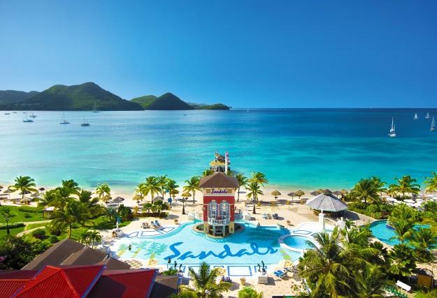 Saint Lucia, estate ai Caraibi