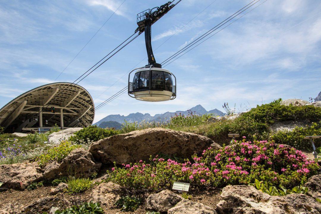 Le tappe della Skyway Monte Bianco