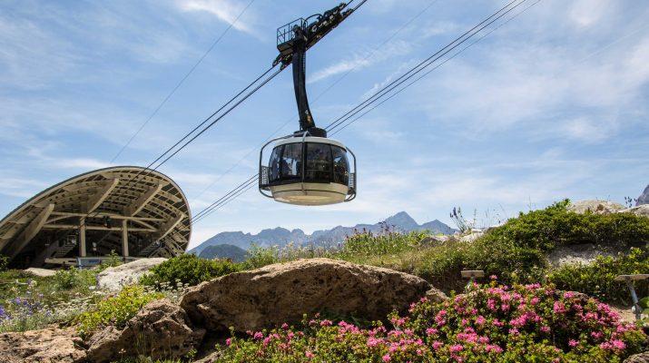 Foto Le tappe della Skyway Monte Bianco