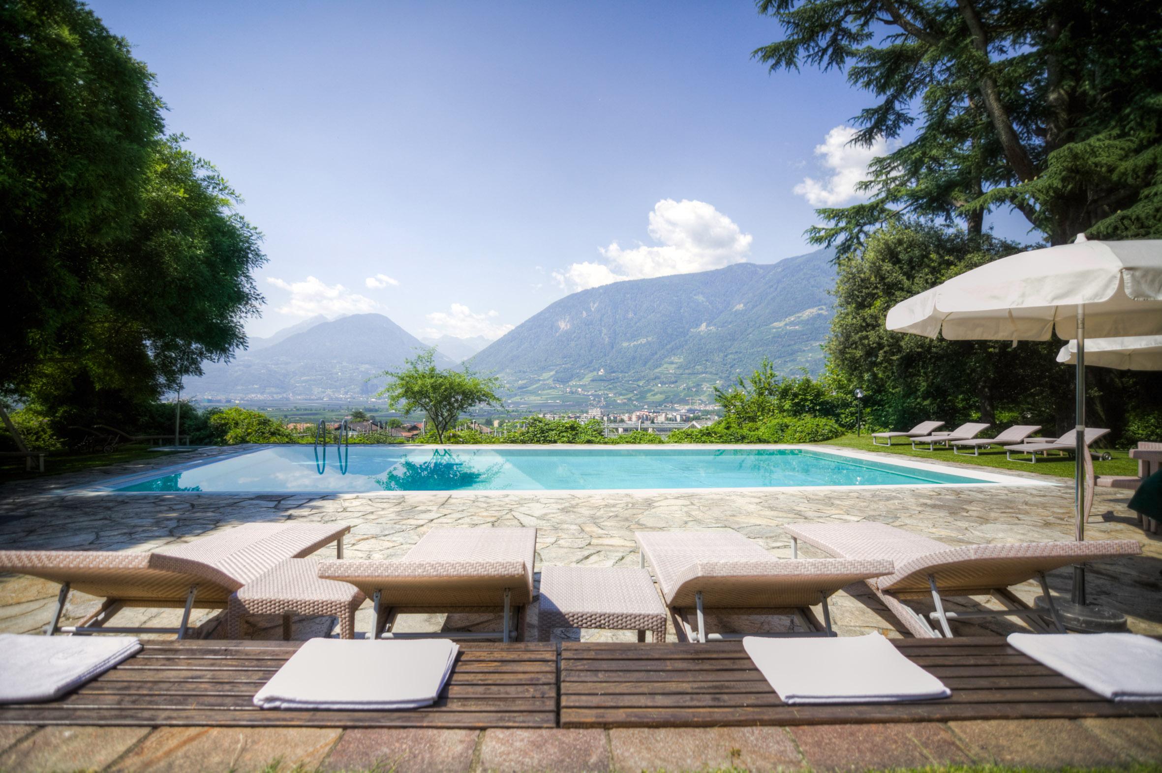 Merano: a Villa Eden benessere e relax sono a cinque stelle (e con vista)