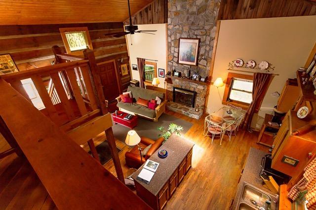 Wolf Branch Cabin, Stati Uniti
