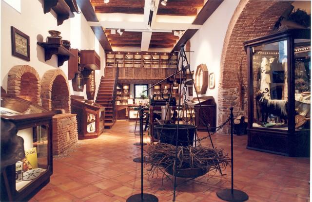 In visita al Museo della LIquirizia della storica Amarelli: 11 generazioni dedicate alla lavorazione di questo tipico prodotto calabrese.