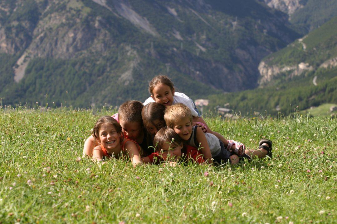 In vacanza con i bambini in Valtellina