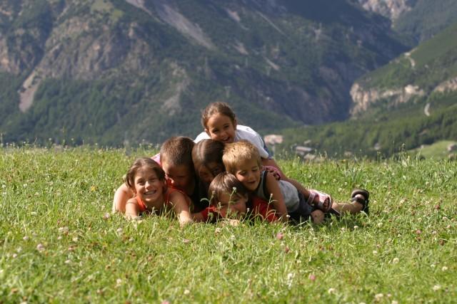 La Valtellina è la location ideale per le vacanze con la famiglia