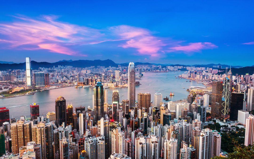 Gli skyline più belli del mondo, da Hong Kong a Toronto (senza dimenticare New York, Chongqing e Busan)
