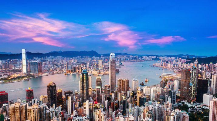 Foto Gli skyline più belli del mondo, da Hong Kong a Toronto (senza dimenticare New York, Chongqing e Busan)