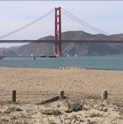 6. #GoldenGateBridgeSi resta negli Stati Uniti per il sesto posto della classifica degli hastag di viaggio più usati al mondo, stilata dal sito onthegotours.com. Al sesto posto ecco il Golden Gate, l'impressionante ponte sospeso rosso che sovrasta stretto che unisce la Baia di San Francisco alla Contea di Marin. L'hashtag #GoldenGateBridge è stato usato su Instagram1.572.846 volte.